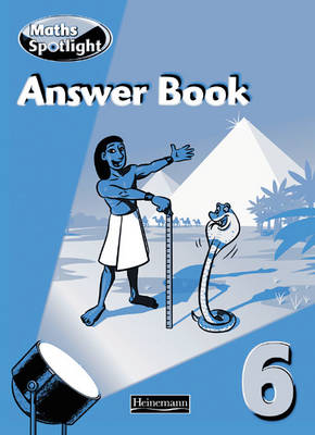Maths Spotlight Year 6/P7: Answer Book 08/03 by