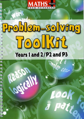 Maths Plus Problem Solving Toolkit Complete Easy Buy Pack by