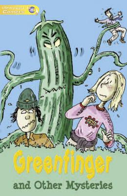 Literacy World Comets Stage1 Stories Greenfinger by Keith Brumpton, Marjorie Darke, Jonathan Allen