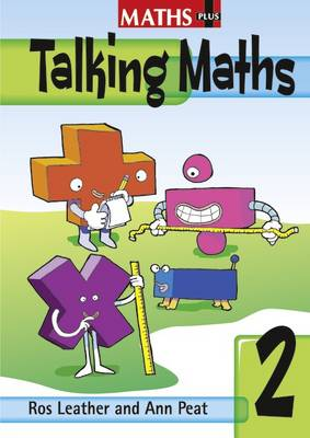 Maths Plus Talking Maths Year 2/P3: Teacher's Book by