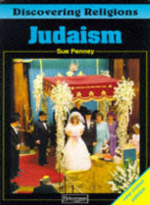 Discovering Religions: Judaism Core Student Book by Sue Penney