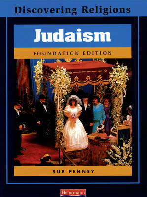 Discovering Religions: Judaism Foundation Edition by Sue Penney