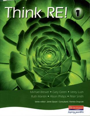 Think RE: Pupil Book 1 by Pamela Draycott, Alison Phillips, Cavan Wood