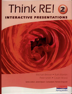 Think RE: Interactive Presentations CD-ROM 2 by Mike Brewer, Ruth Mantin, Peter Smith, Cavan Wood