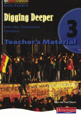 Digging Deeper 3: Into the Twentieth Century Teacher's CD by
