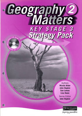 Geography Matters 2 Key Stage 3 Strategy Pack and CD-ROM by