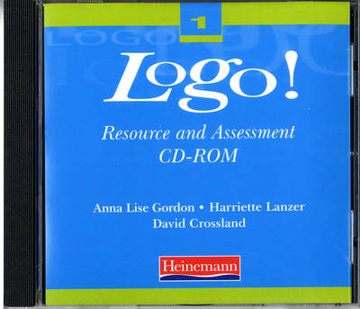Logo! 1: Resource and Assessment Customisable CD-ROM by Hariette Lanzer