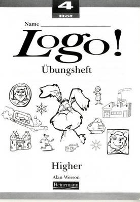 Logo! 4 Higher Workbook (Pack of 8) by