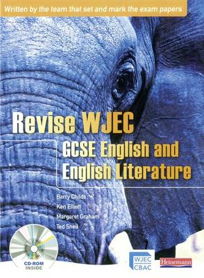 Revise WJEC GCSE English and English Literature by Barry Childs