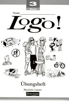 Logo 3 Rot Workbook Pack of 8 Euro Edition by