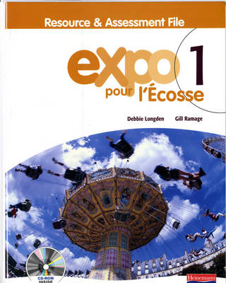 Expo Pour l'Ecosse 1 Resource & Assessment File (with CD-ROM & Audio CD) by