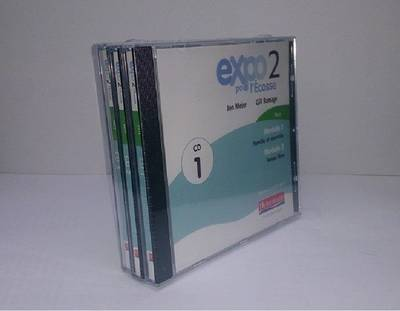 Expo Pour l'Ecosse 2 Vert Audio CDs (Pack of 3) by
