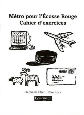 Metro Pour L'Ecosse Rouge Workbook (Pack of 8) by