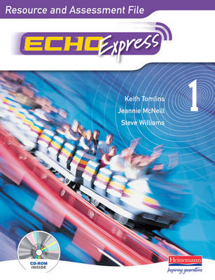 Echo Express 1 Resource and Assessment File by