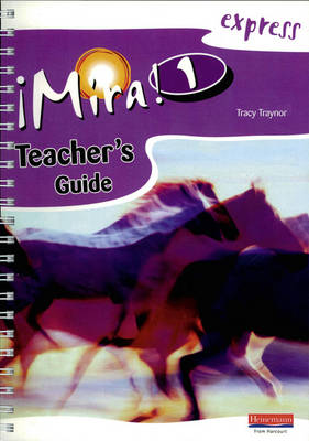Mira Express 1 Teacher's Guide by Tracy Traynor