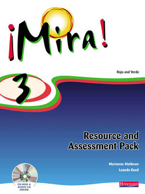 Mira 3 Resource and Assessment Pack by