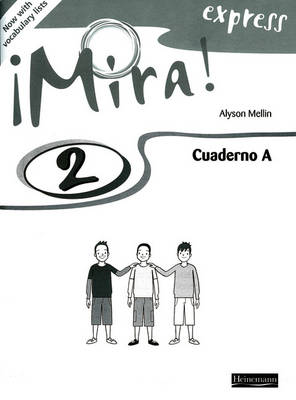 Mira Express 2 Workbook A Revised Edition (Pack of 8) Workbook by