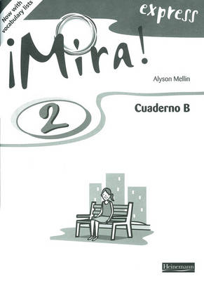 Mira Express 2 Workbook B Revised Edition (Pack of 8) by