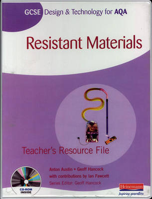 GCSE Design and Technology for AQA Resistant Materials Teacher's Resource File by