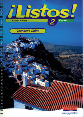 Listos! 2 Verde Teacher's Guide by Rachel Aucott