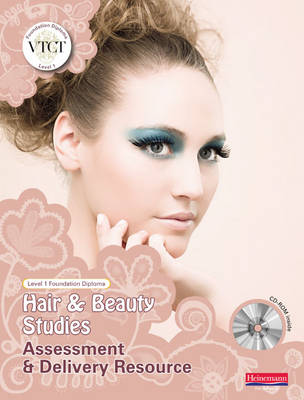 VTCT Level 1 Foundation Diploma in Hair & Beauty Studies by Abigail Lammas, Peta Brandwood, Yvonne Gavin
