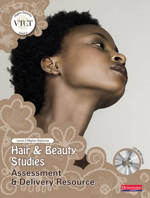 VTCT Level 2 Higher Diploma in Hair and Beauty Studies ADR by Abigail Lammas, Lea James, Louisa Curtis