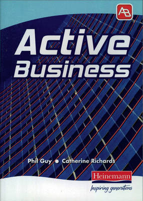 Active Business: Electronic Learning Resources for Tutors by Phil Guy