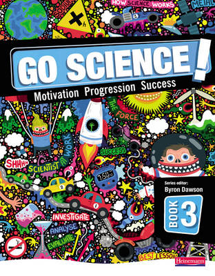 Go Science! Pupil Book 3 by Berry Billingsley