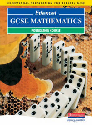 Edexcel GCSE Maths Foundation Student Book by Combined Author Team