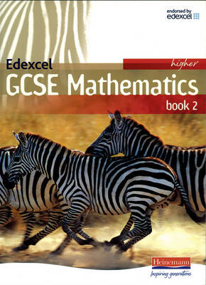 Edexcel GCSE Maths Higher Student Book Part 2 by Keith Pledger