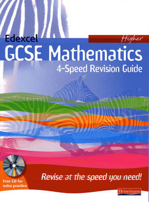 4-Speed Revision for Edexcel GCSE Maths Linear Higher by Keith Pledger
