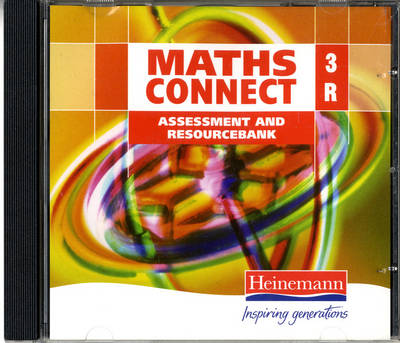 Maths Connect 3 Red Resourcebank by