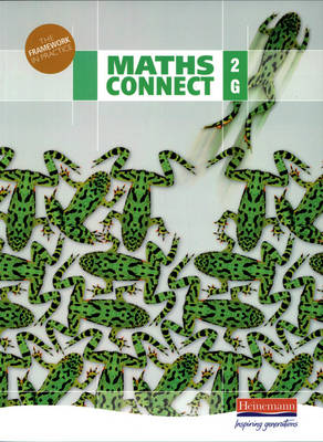 Maths Connect 2 Green Student Book by Dave Kirkby, Catherine Roe, Bev Stanbridge