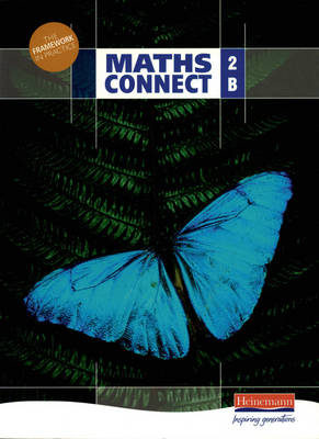 Maths Connect 2 Blue Student Book by Dave Kirkby, Catherine Roe, Bev Stanbridge