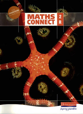 Maths Connect 2 Red Student Book by Dave Kirkby, Catherine Roe, Bev Stanbridge