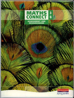 Maths Connect 3 Green Resourcebank CD-ROM Network and File by
