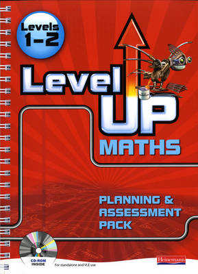 Level Up Maths: Access Teacher Planning and Assessment Pack (Level 1-2) by