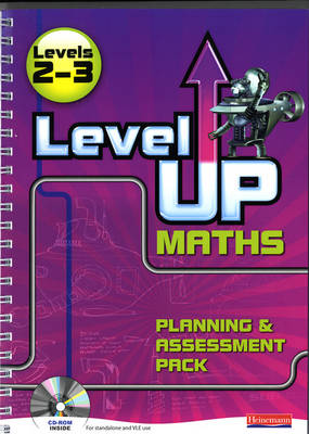 Level Up Maths: Access Teacher Planning and Assessment Pack (Level 2-3) by
