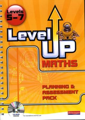 Level Up Maths Teacher Planning and Assessment Pack (Level 5-7) by