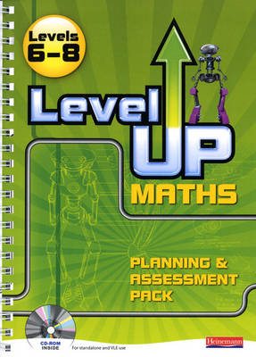 Level Up Maths Teacher Planning and Assessment Pack by Keith Pledger