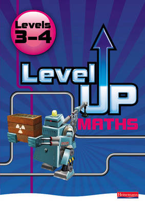Level Up Maths: Access Book (Level 3-4) by