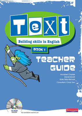 Text: Building Skills in English 11-14 Teacher Guide 1 by