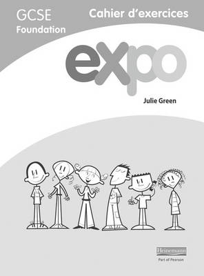 Expo 4 Foundation Workbook (Pack of 8) by Julie Green