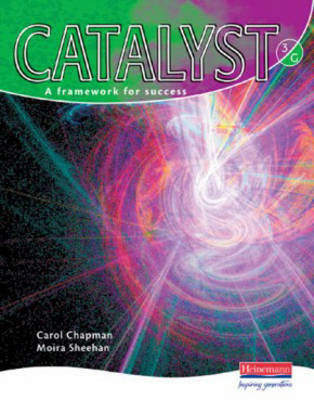 Catalyst 3 Green Student Book by Carol Chapman
