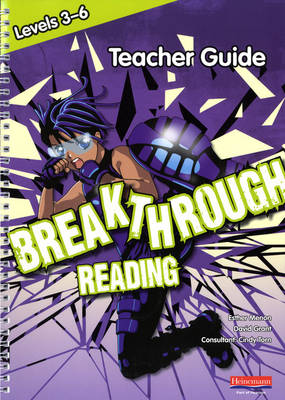 Breakthrough Reading Levels 3-6 Teacher Pack by David Grant