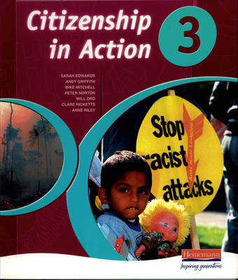 Citizenship in Action Book 3 by Sarah Edwards