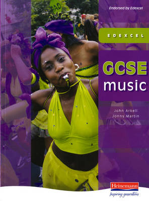 Edexcel GCSE Music Student Book by