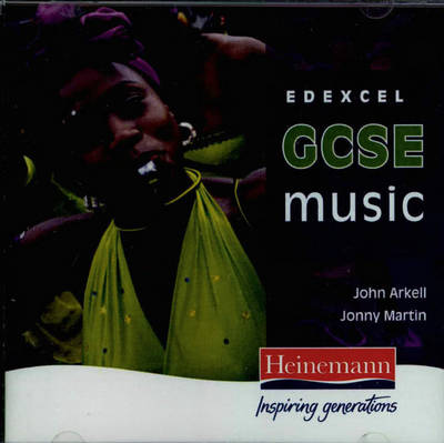 Edexcel GCSE Music Audio CD ROM by