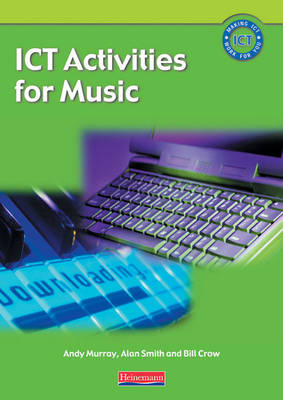 ICT Activities for Music 11-14 Single User Pack by