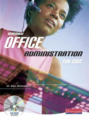 Office Administration for CSEC Student Bk & CD by Alan Whitcomb